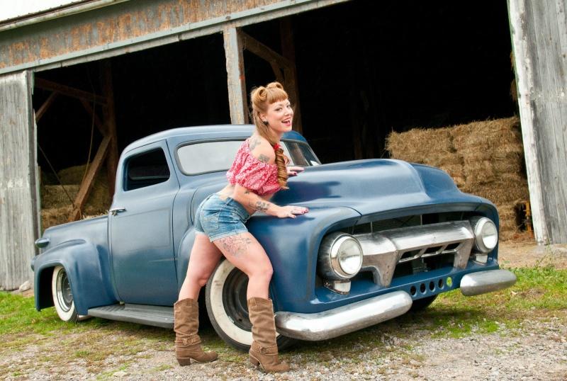 Ford Pick Up 1953 - 1956 custom & mild custom - Page 2 Fdtdry10
