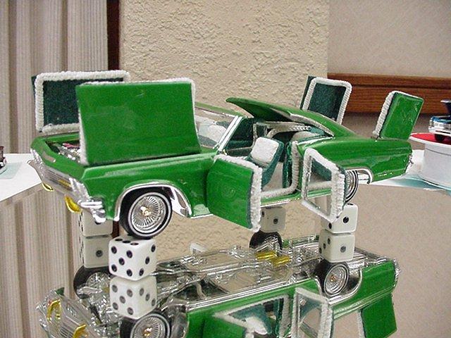 Vintage model kit restaurés, ou kit monté top trouvé sur le web Fe844b10