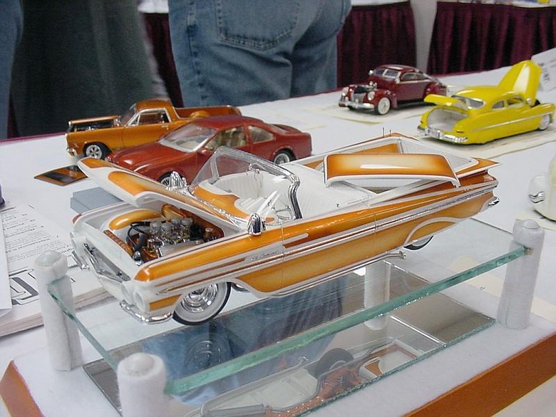 Vintage model kit restaurés, ou kit monté top trouvé sur le web Fe8fb410
