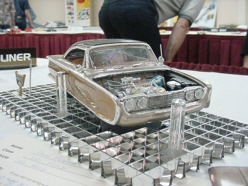 Vintage model kit restaurés, ou kit monté top trouvé sur le web Fe91db10