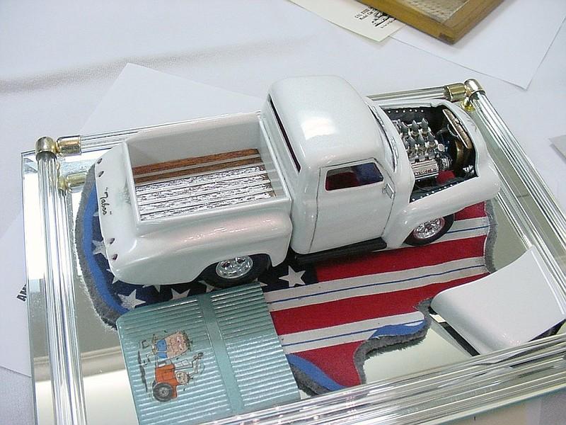 Vintage model kit restaurés, ou kit monté top trouvé sur le web Fe922e10
