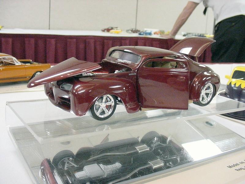 Vintage model kit restaurés, ou kit monté top trouvé sur le web Fe923010
