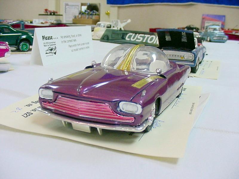 Vintage model kit restaurés, ou kit monté top trouvé sur le web Fe92be10