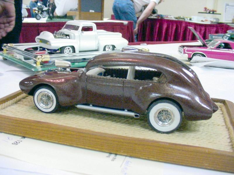 Vintage model kit restaurés, ou kit monté top trouvé sur le web Fe92be12