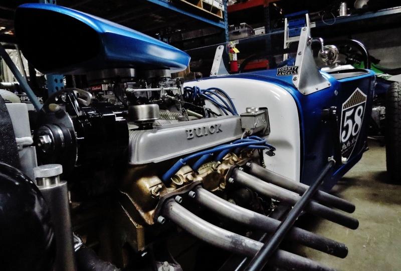 1927 Ford hot rod Fff13