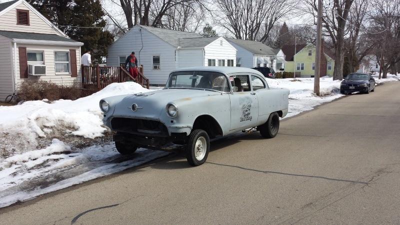 1950's GM Gasser Fgege10
