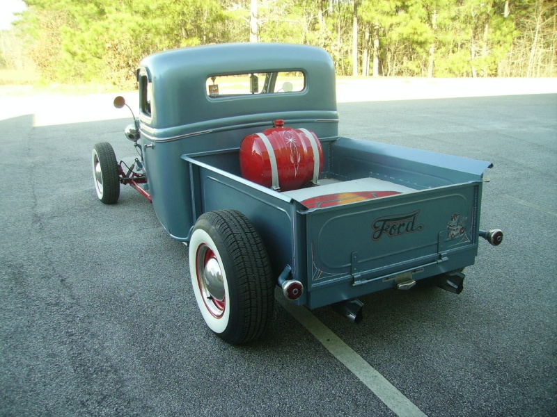 Ford 1935 - 38 hot rod Fjjk10