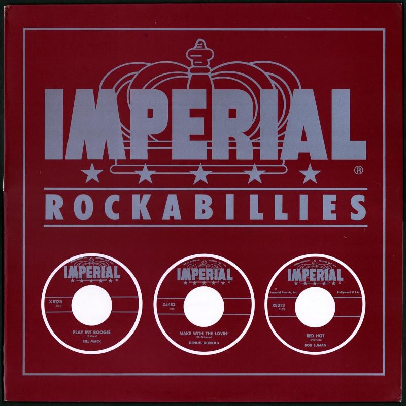 Imperial Rockabillies - 33 t - various fifties rockabilly lp Folder35