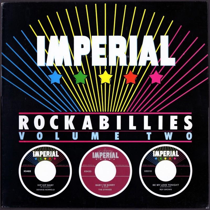 Imperial Rockabillies - 33 t - various fifties rockabilly lp Folder36
