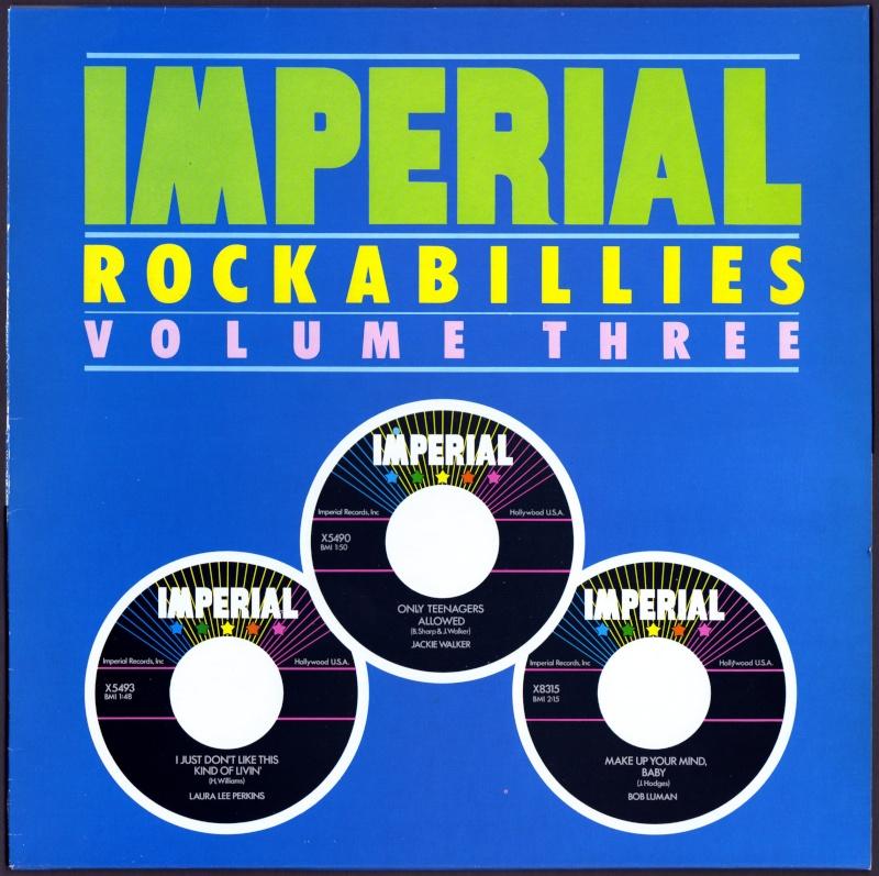 Imperial Rockabillies - 33 t - various fifties rockabilly lp Folder37