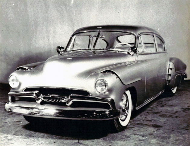 Chevy 1949 - 1952 customs & mild customs galerie - Page 6 Frank-16