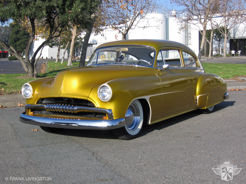 Chevy 1949 - 1952 customs & mild customs galerie - Page 6 Frank-21