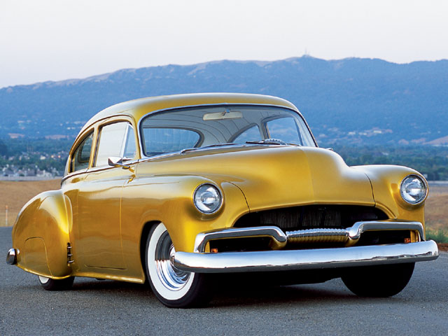 Chevy 1949 - 1952 customs & mild customs galerie - Page 6 Frank-24