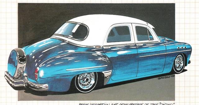 Pascal Meslet - custom , hot rod & VW illustrateur Fregpm10