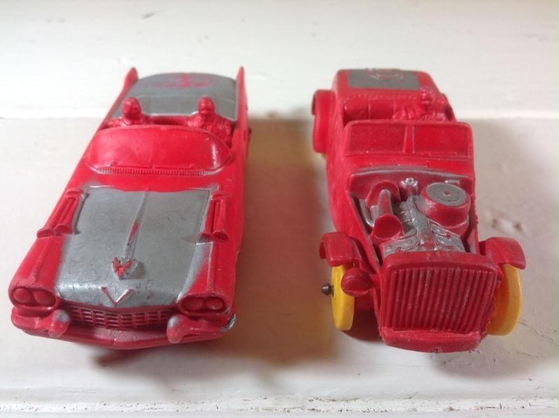 Plastic hot rod & Customs Fy11