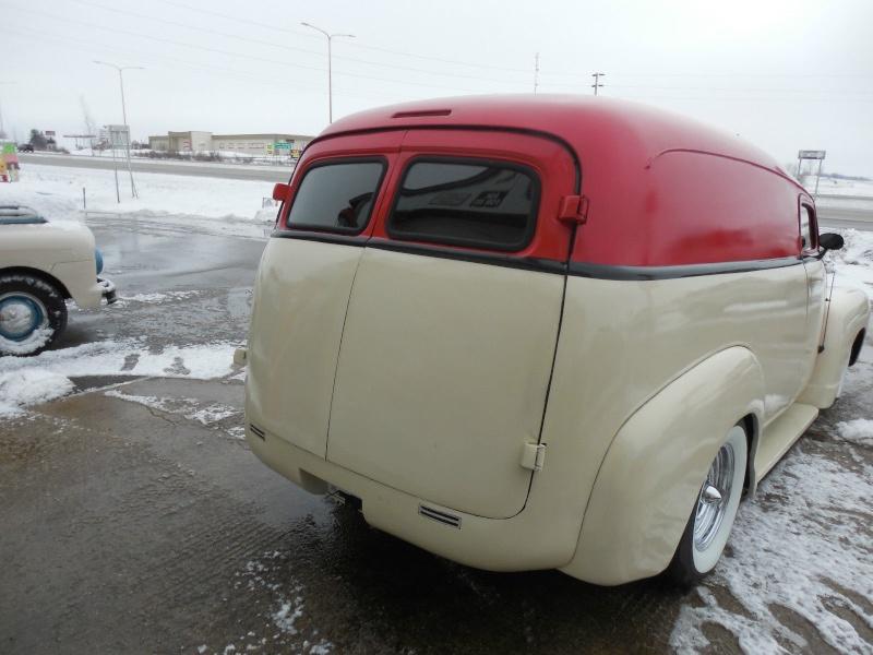 Chevy Pick up 1947 - 1954 custom & mild custom - Page 3 Fyffyj10