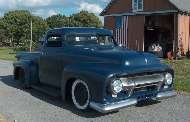 Ford Pick Up 1953 - 1956 custom & mild custom - Page 2 Fyufif10