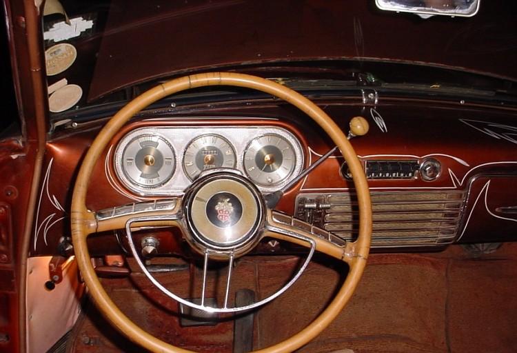 Packard custom & mild custom Geneme27