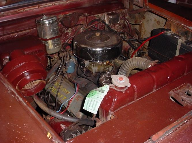 Packard custom & mild custom Geneme35
