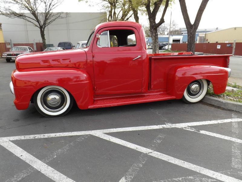 Ford¨Pick up 1948 - 1951 custom & mild custom Gfjf10