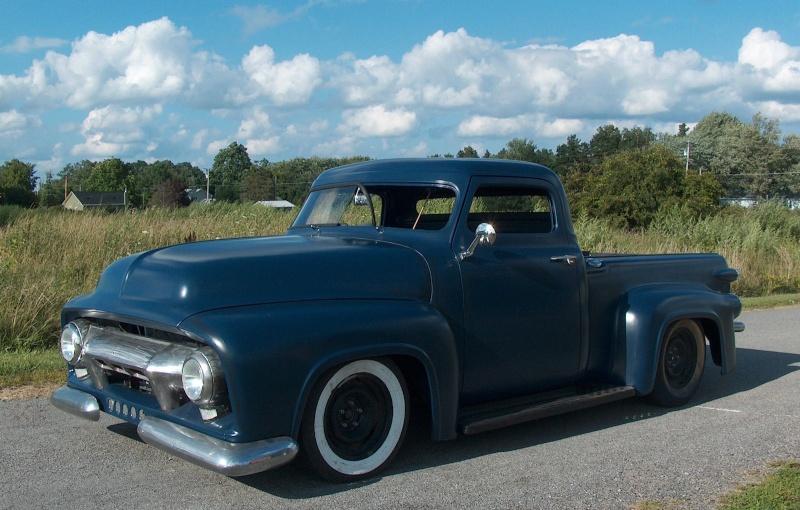 Ford Pick Up 1953 - 1956 custom & mild custom - Page 2 Gggugo10