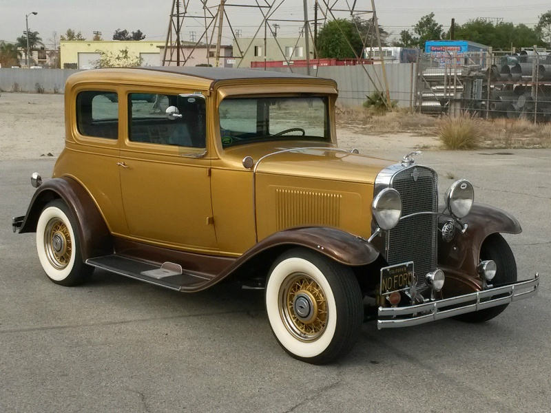 1930's Chevy hot rod Ggre10