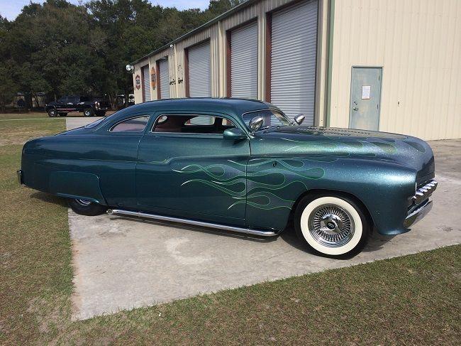 1951 Mercury - Green Machine -  Ghcfgg10