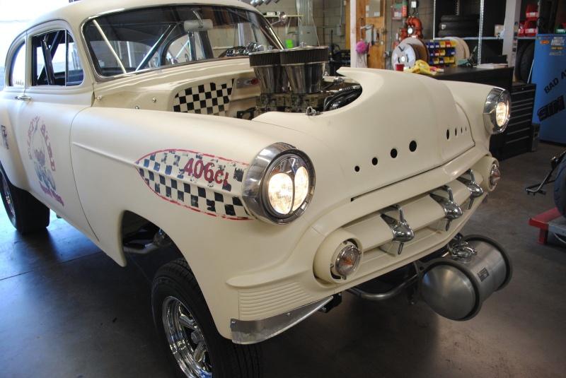 1950's GM Gasser Ghgdhg10