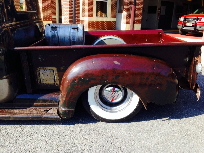 Patine, peinture et rouille - Barn find & Patina - Page 6 Ghhgd10
