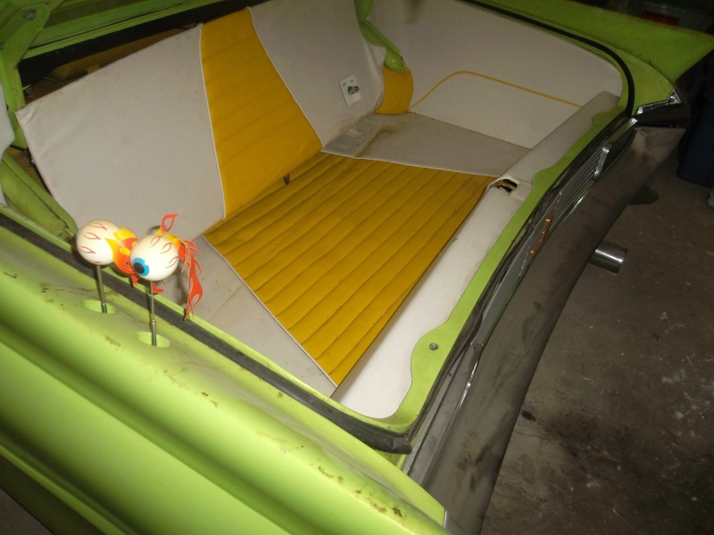 Lincoln 1958 - 1960 custom & mild custom Gigi12