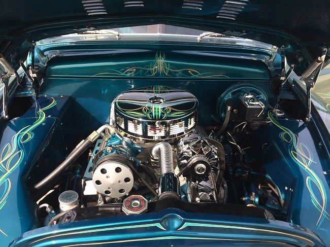 1951 Mercury - Green Machine -  Giugig10