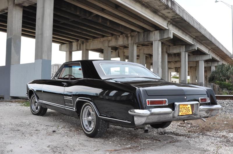 Buick Riviera 1963 - 1965 custom & mild custom Gkgkg10