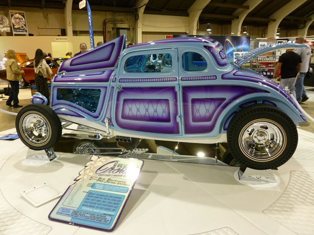 Iron Orchid - '34 Ford -  Galpin Auto Sports Gnrs1101