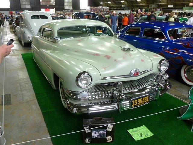 1951 Mercury - Jitter Bugs -  George Garza - Lucky 7 Customs Gnrs1485