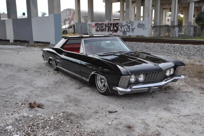 Buick Riviera 1963 - 1965 custom & mild custom Gshdsh10