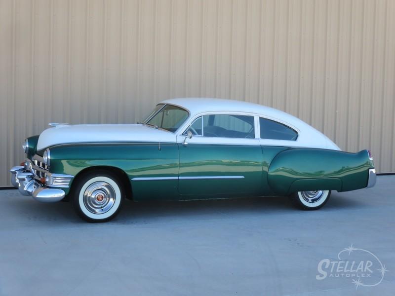Cadillac 1948 - 1953 custom & mild custom - Page 2 Ha_80010