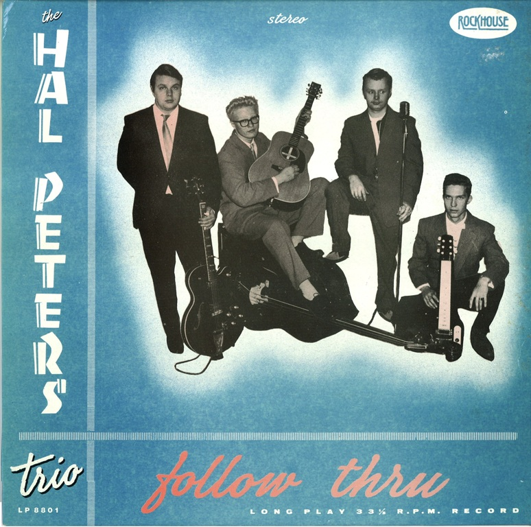 The Hal Peters Trio Hal-pe10