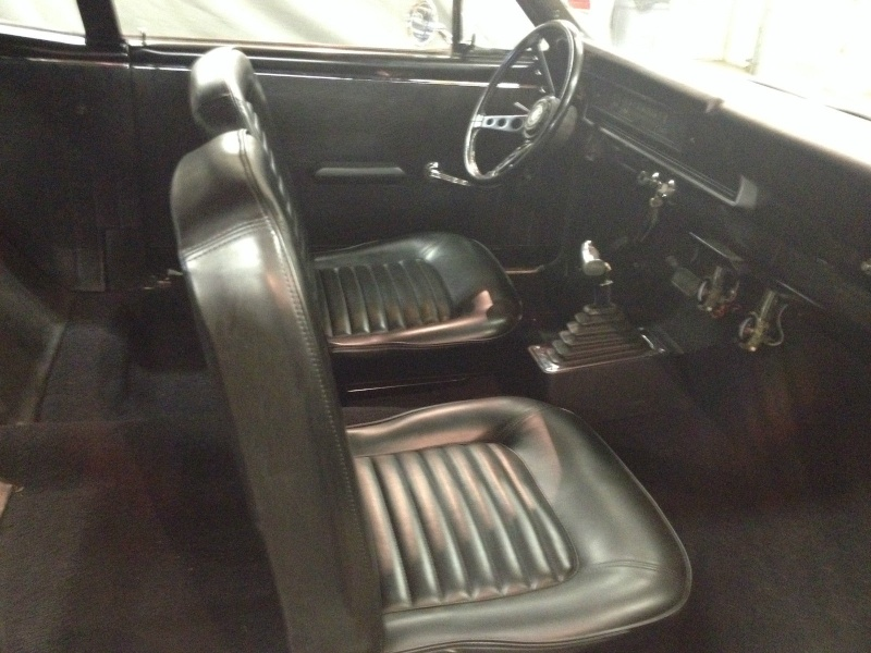 1960's Ford & Mercury gasser Hjg10