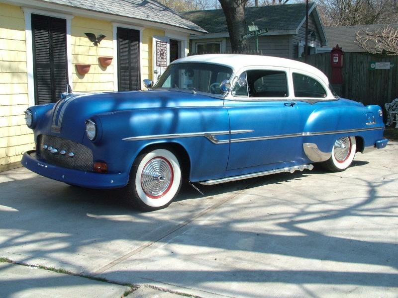 Pontiac 1949 - 54 custom & mild custom Hkjgk10