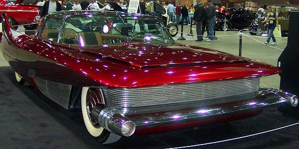 Bobby Darrin's Dream Car - Didia Hr20-v10