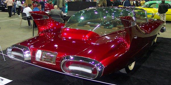 Bobby Darrin's Dream Car - Didia Hr21-v10