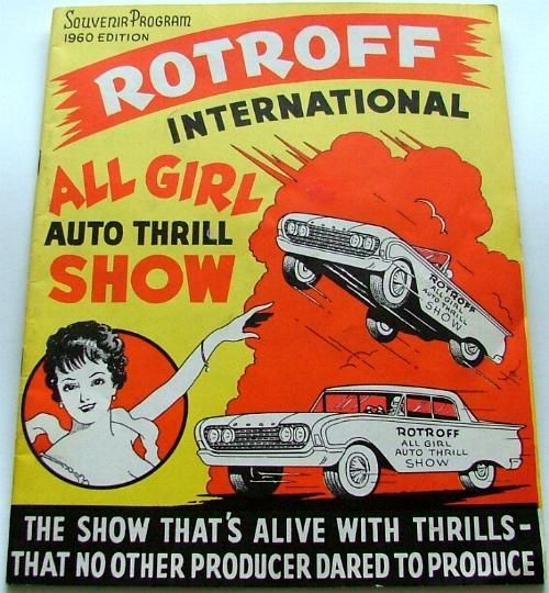 1959 Thrill Show car King Midget Htrrty10