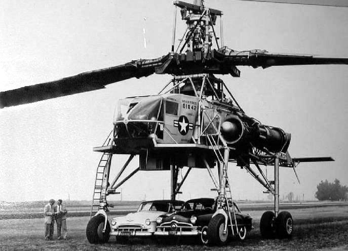Avions 1950's, futuristes et vaisseaux spaciaux - Vintage Spaceships, Starships and futuristic planes.  Hughes11