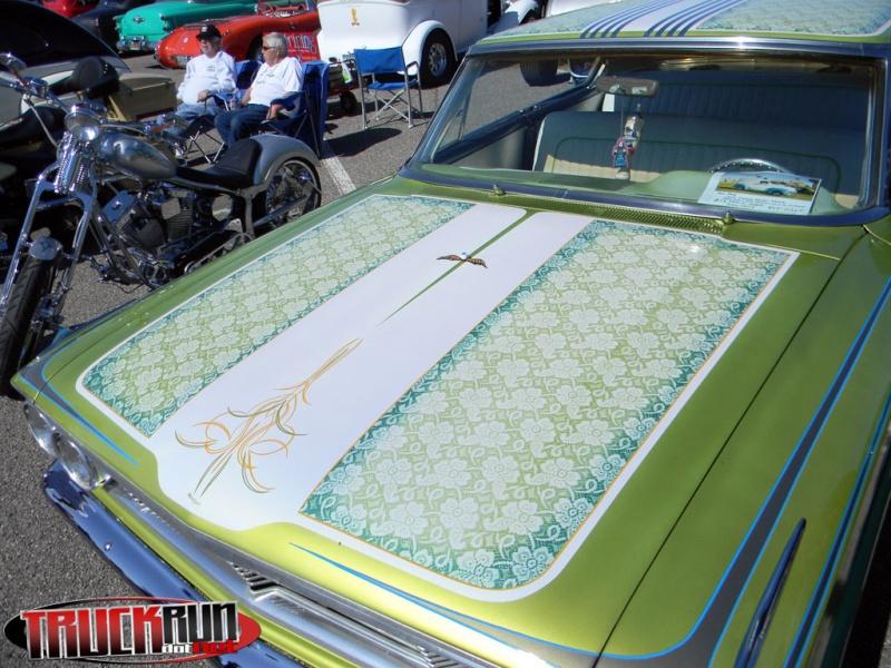 Ford 1961 - 1964 custom and mild custom I15310