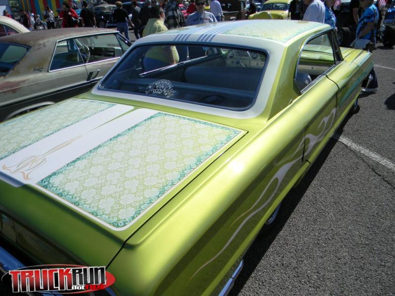 Ford 1961 - 1964 custom and mild custom I210