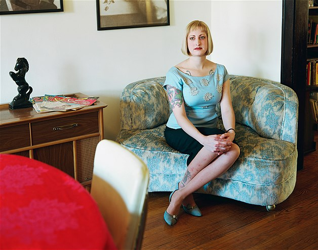 The Rockabillies -  Jennifer Greenburg Image215
