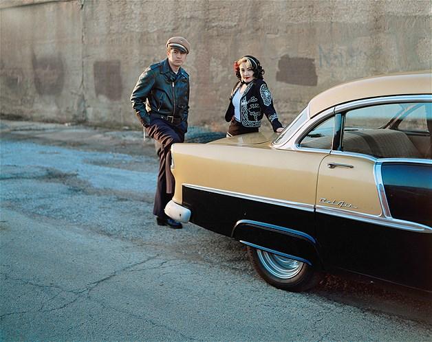 The Rockabillies -  Jennifer Greenburg Image610