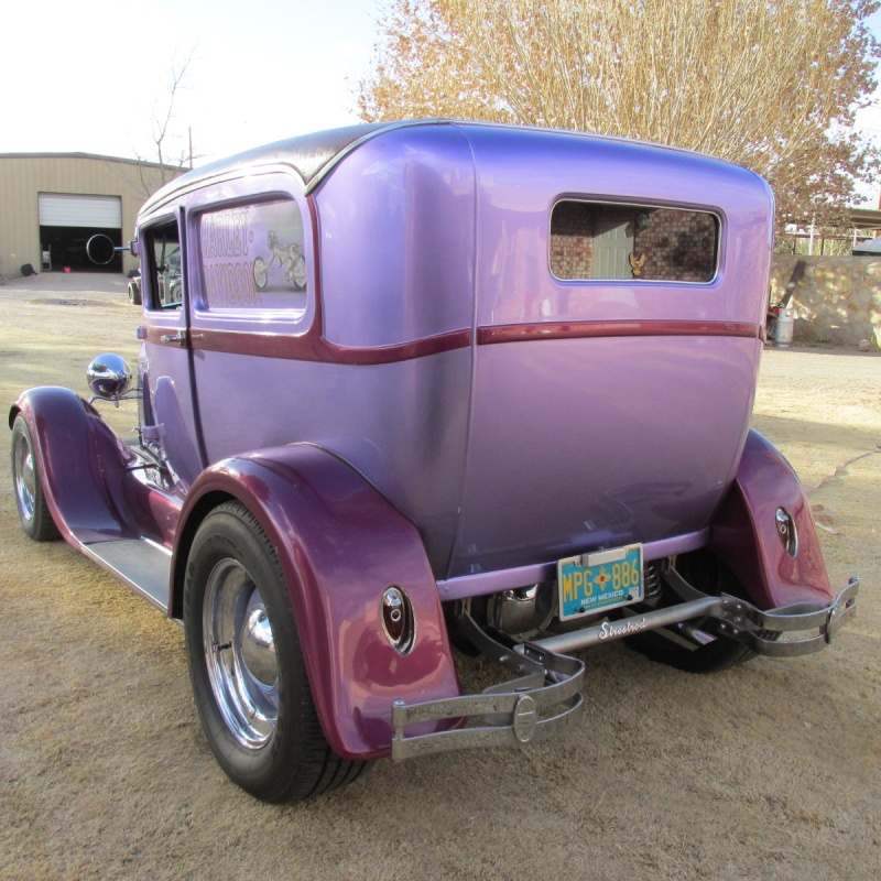 1928 - 29 Ford  hot rod - Page 4 Img_0817