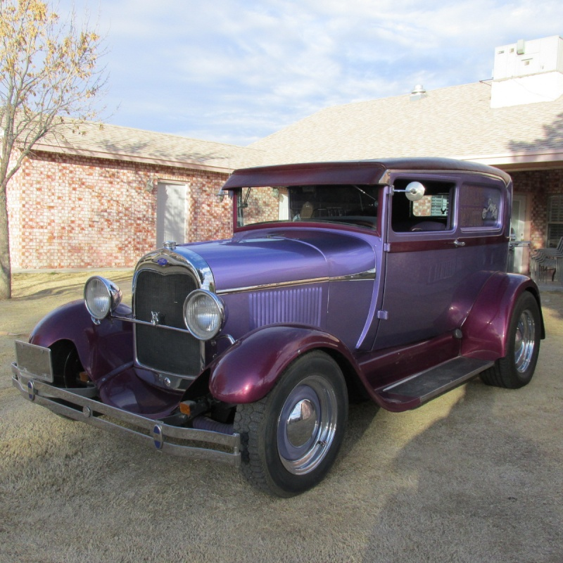 1928 - 29 Ford  hot rod - Page 4 Img_0819