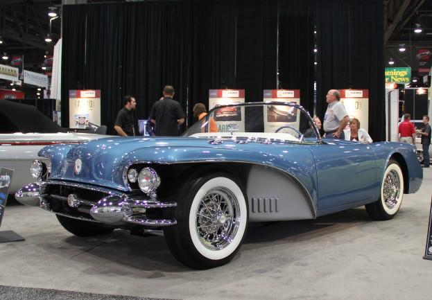 1954 Buick Wildcat II Motorama Dream Car  Img_2110